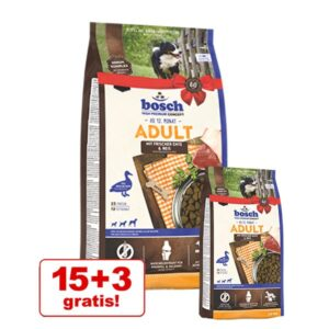 Bosch HPC Adult patka i riža