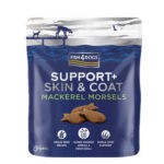 Fish4Dogs Support+ Skin & Coat Mackerel Morsels