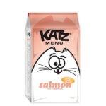 Katz Menu Salmon