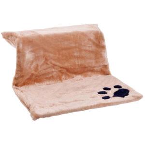 Ležaljka za mačke 46 x 30 x 23 cm - bež