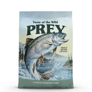 Taste of the Wild / hrana za pse PREY pastrva 3,63kg