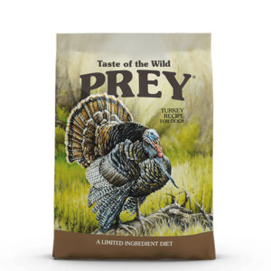 Taste of the Wild / hrana za pse PREY puretina 3,63kg