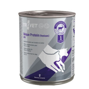 Trovet UPV Unique Protein (divljač) 3x800g
