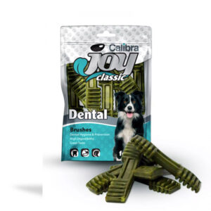 Calibra Joy Dog Classic Dental Brushes 85g NOVO