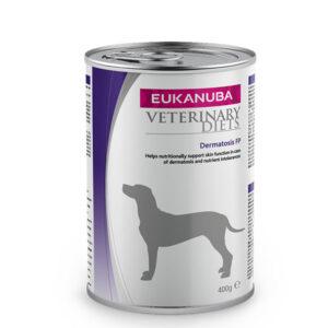 Eukanuba VETERINARY DIETS Dermatosis 6x375g