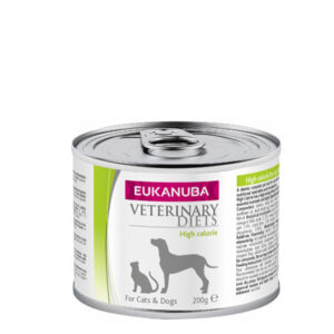 Eukanuba VETERINARY DIETS High Calorie 6x200g