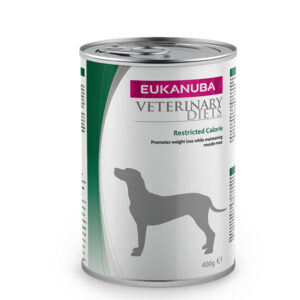 Eukanuba VETERINARY DIETS Restricted Calorie - LOW FAT 6x400g