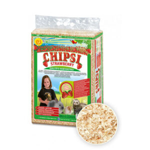 Chipsi Jagoda 60lit./3,2kg