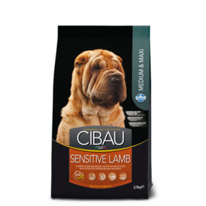 Cibau Sensitive Lamb Medium & Maxi 2,5kg