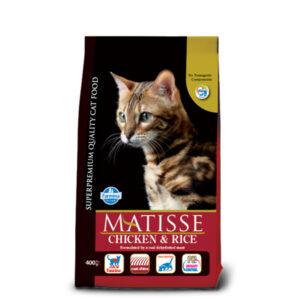 Matisse Chicken & Rice 400g