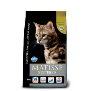Matisse Neutered 400g