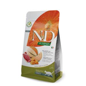 N&D Pumpkin feline Duck Adult 300g