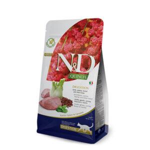 N&D Quinoa feline Digestion 300g