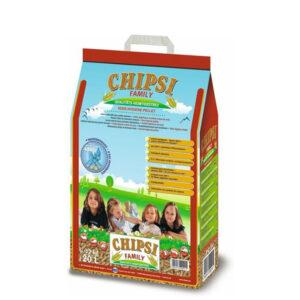 Chipsi Family 20lit./12kg