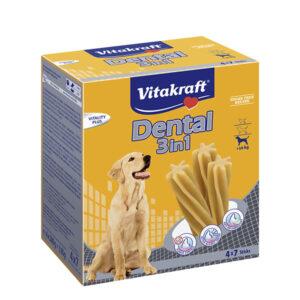 Vitakraft Multipack Dental 3u1, M, od 10 kg