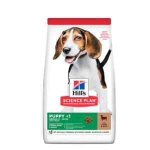 Hill's Science Plan Puppy Medium s Janjetinom i Rižom 2,5kg