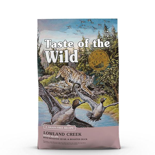 Taste of the Wild Lowland Creek Feline Recipe