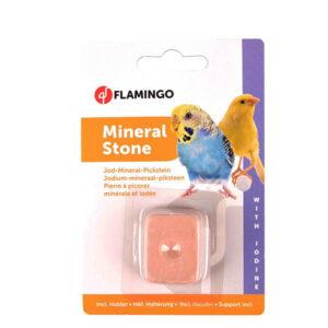 Flamingo Jodni kamen za ptice 8g